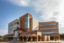 Trinity Hughes- Midwester State Uniersity Centennia Hall