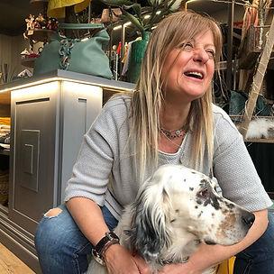 Maria Grazia Massari di L'Art Maison Milano e Mia