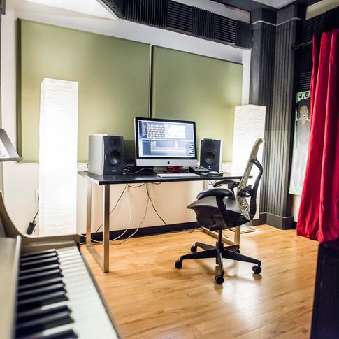 video editing suite.JPG