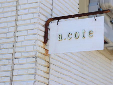 a.cote, open。