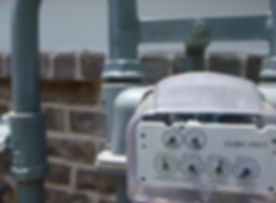 Gas Miter line Piping Plumber