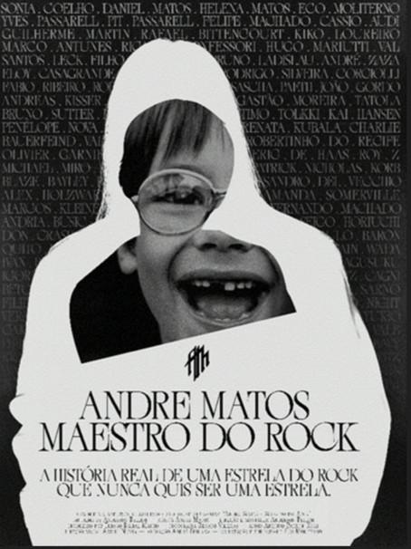 ANDRÉ MATOS - O MAESTRO DO ROCK NOS CINEMAS