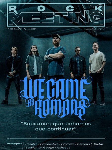 Rock Meeting: We Came As Romans
