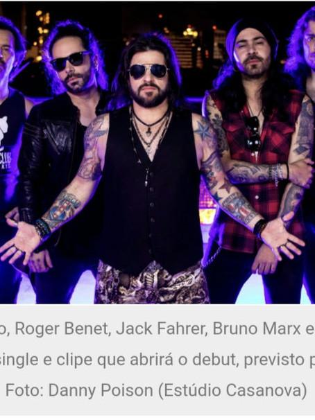 O Hard rock brasileiro em alta!  Nite Stinger apresenta GIMME SOME GOOD LOVIN!