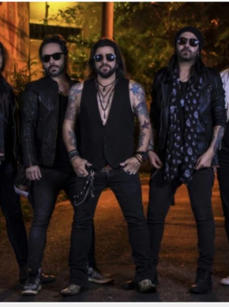 Nite Stinger...o hard rock está de volta !!