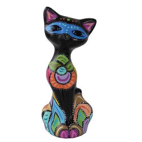 Gato decorativo ( Negro)