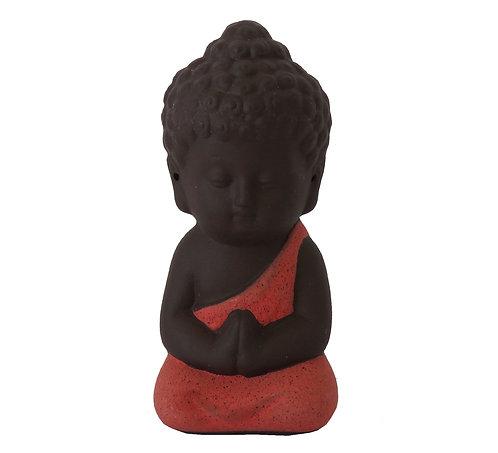 Pequeño Buda rojo