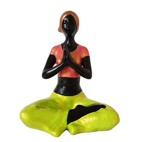 Mujer Yoga
