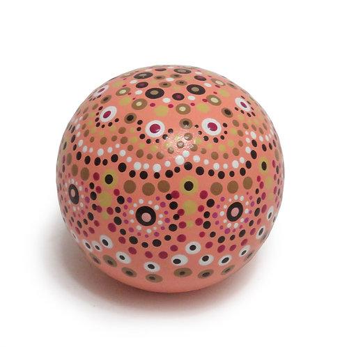 Esfera decorativa (Rosa)