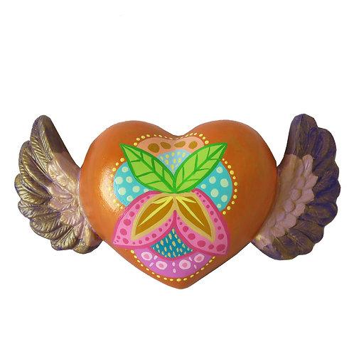 Corazón Alado, Naranjo