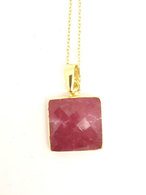 Redstone pendant