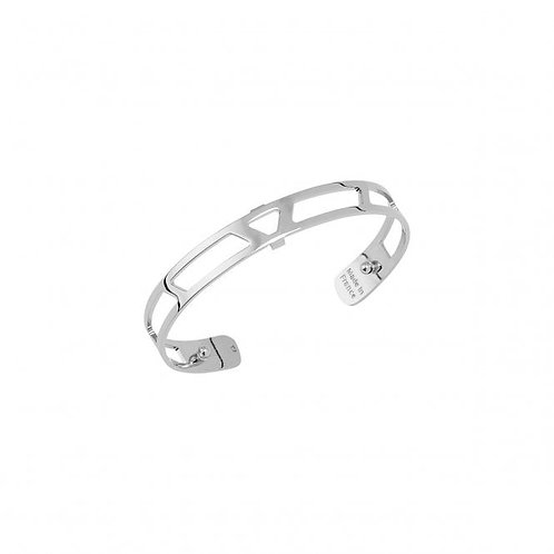 Les Georgettes Ibiza Silver Bracelet/Bangle - 8mm