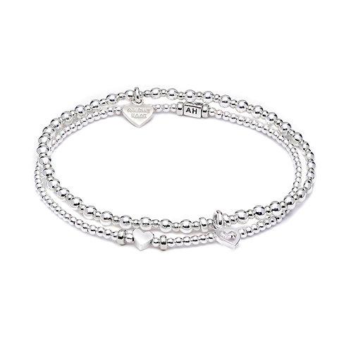 Love Stack Bracelet