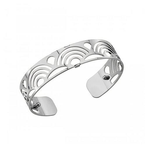 Les Georgettes Poisson Silver Bracelet/Bangle - 14mm