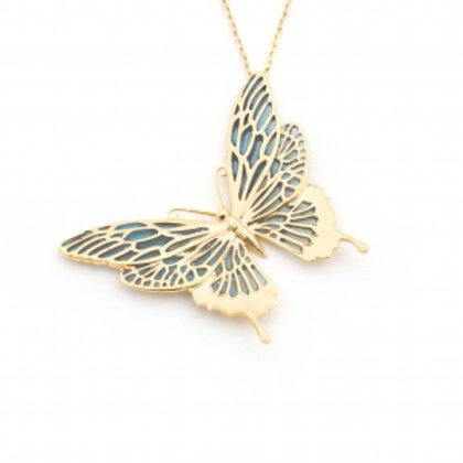 Bill Skinner Butterfly Pendant