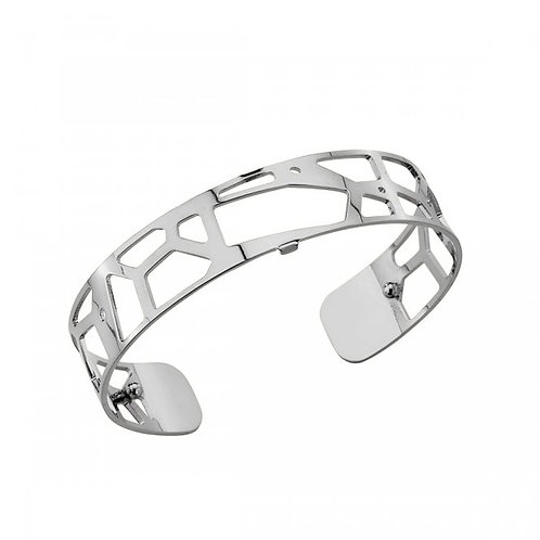 Les Georgettes Girafe Silver Bracelet/Bangle - 14mm