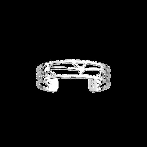 Les Georgettes Solaire Silver Bracelet/Bangle - 14mm