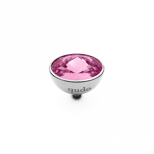 Qudo BOTTONE Rose Pink 11.5mm