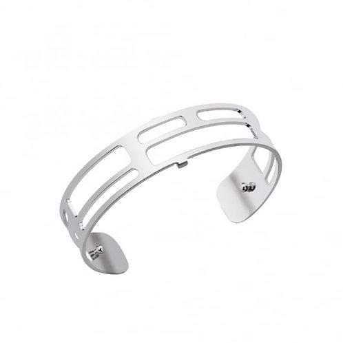 Les Georgettes Labyrinthe Silver Bracelet/Bangle - 14mm