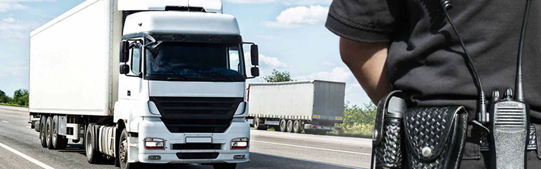 сопровождение грузов охрана Альфа
