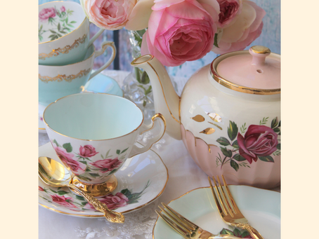 Tea Party 101 ~ How To Set A Table For Tea