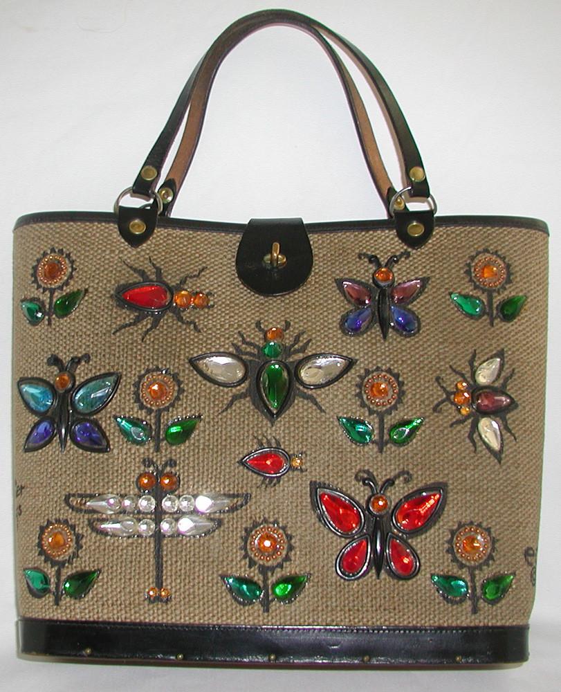 vintage enid collins handbag