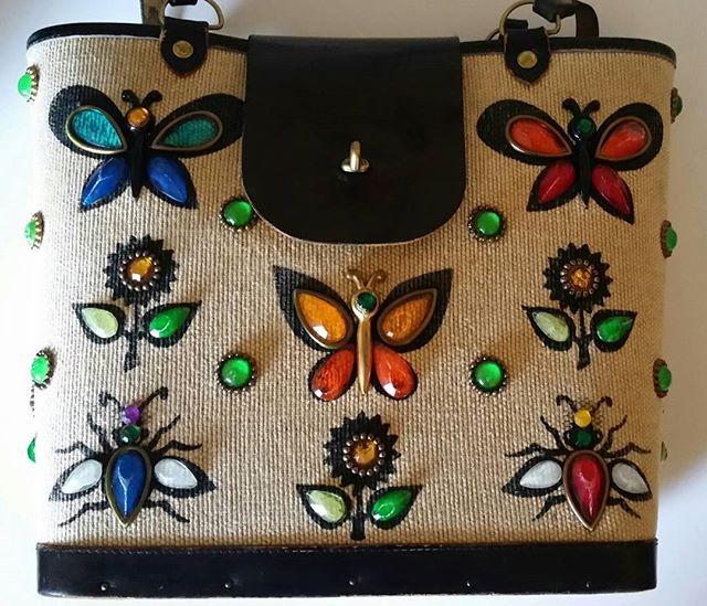 Enid Collins Handbag