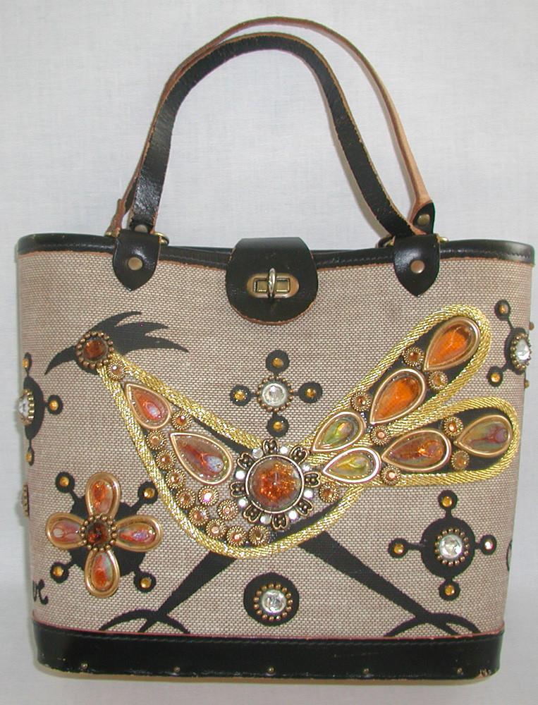 Enid Collins handbag Roadrunner