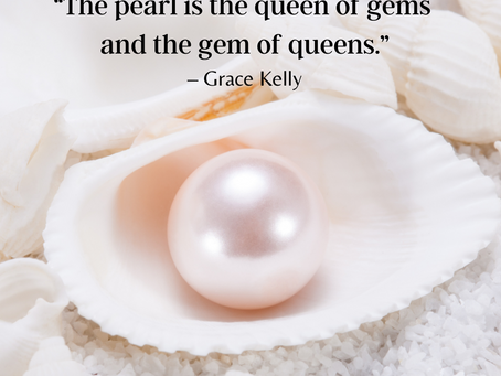 Quotes About Pearls!