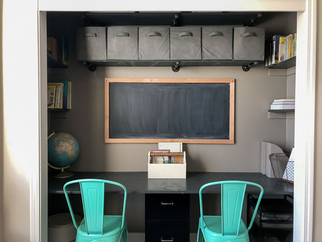 Genius Home Office Ideas