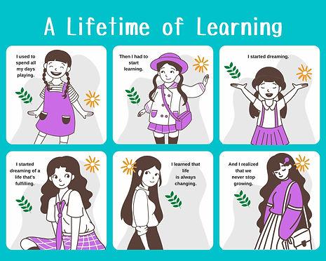 A Lifetime Of  Learning.jpg