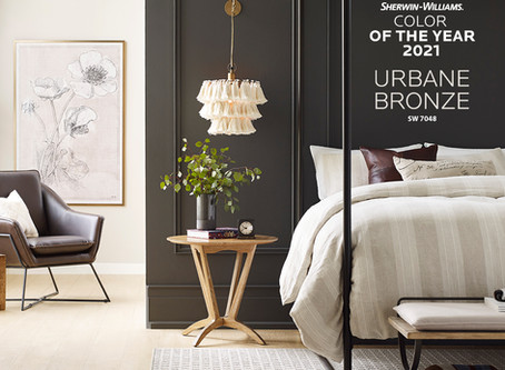 Finding Sanctuary with Sherwin-Williams 2021 Color of the Year