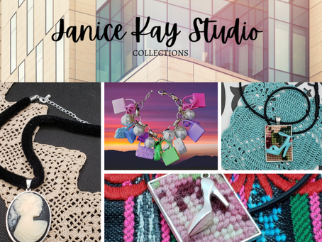 Introducing Janice Kay Studio collections