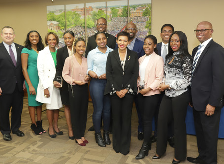 Five Jamaicans at Howard University Awarded Scholarships