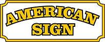American Sign Reno