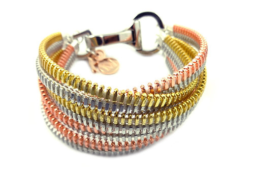 Zip Me Up - Fully Loaded Bracelets