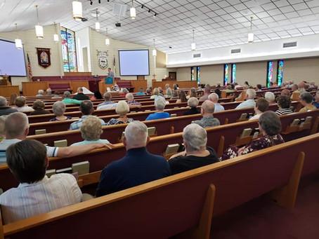Church update 3/14/20