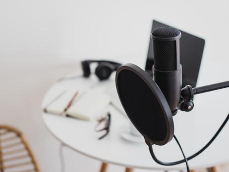 I love podcasting
