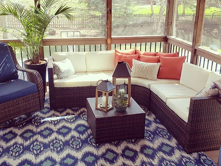 Backyards and Patio Decor