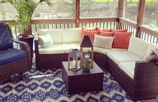 Backyards and Patio Decor