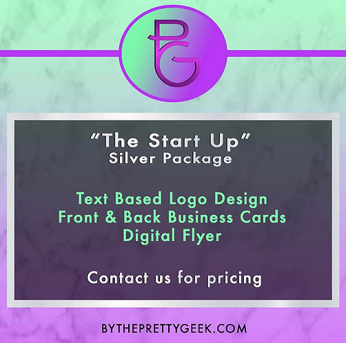 The Start Up - Silver Package