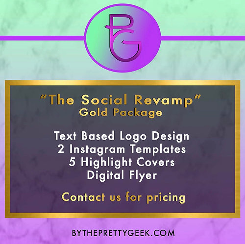 The Social Revamp - Gold Package