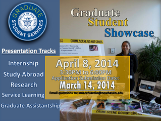 Come see our research at the Graduate Student Showcase