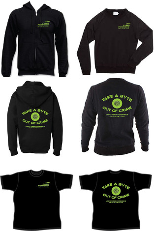 Order your UNH Cyber Forensics Hoodie/T-shirt today!