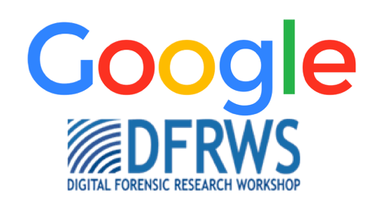 Laura and Cinthya win DFRWS Google Sponsored Scholarship