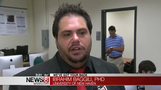 Dr. Baggili Interviewed on the Jeep Car Hack