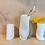 Thumbnail: Small Porcelain flower's vases