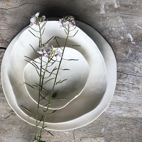 Special porcelain gift set 4 pieces