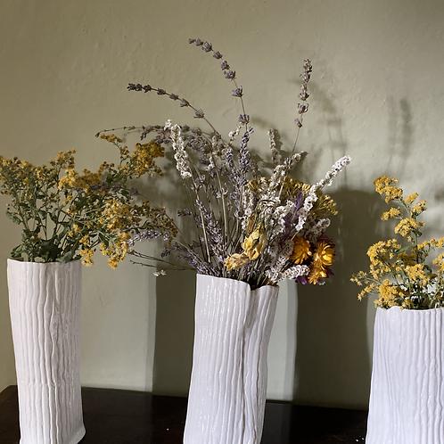XL Porcelain flower's vases