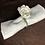 Thumbnail: Rose napkin holder, handcraft porcelain